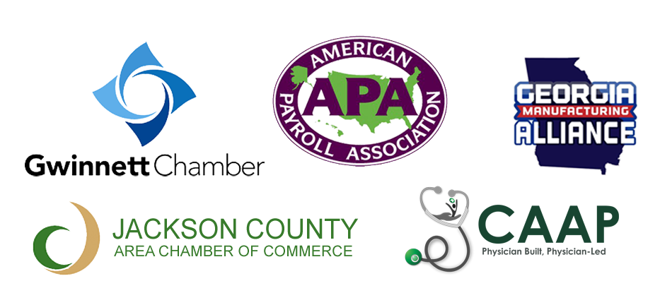 Payroll company near Atlanta, Ga: Associations