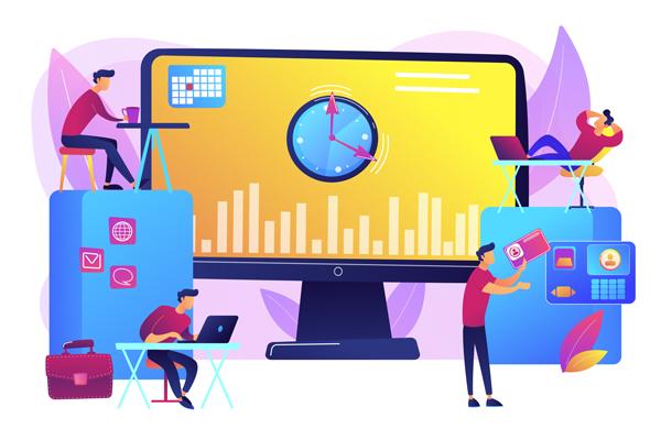 tracking employee hours